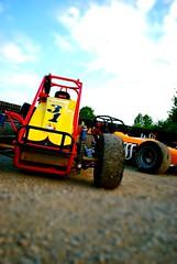 Vintage Race Cars (bluejetjane) Tags: ohio cars racetrack race racecar vintage nikon track antique automotive racing autoracing speedway lorain d60 tiltshift openwheel openwheelracing worldcars tiltshiftmaker loraincountyspeedway