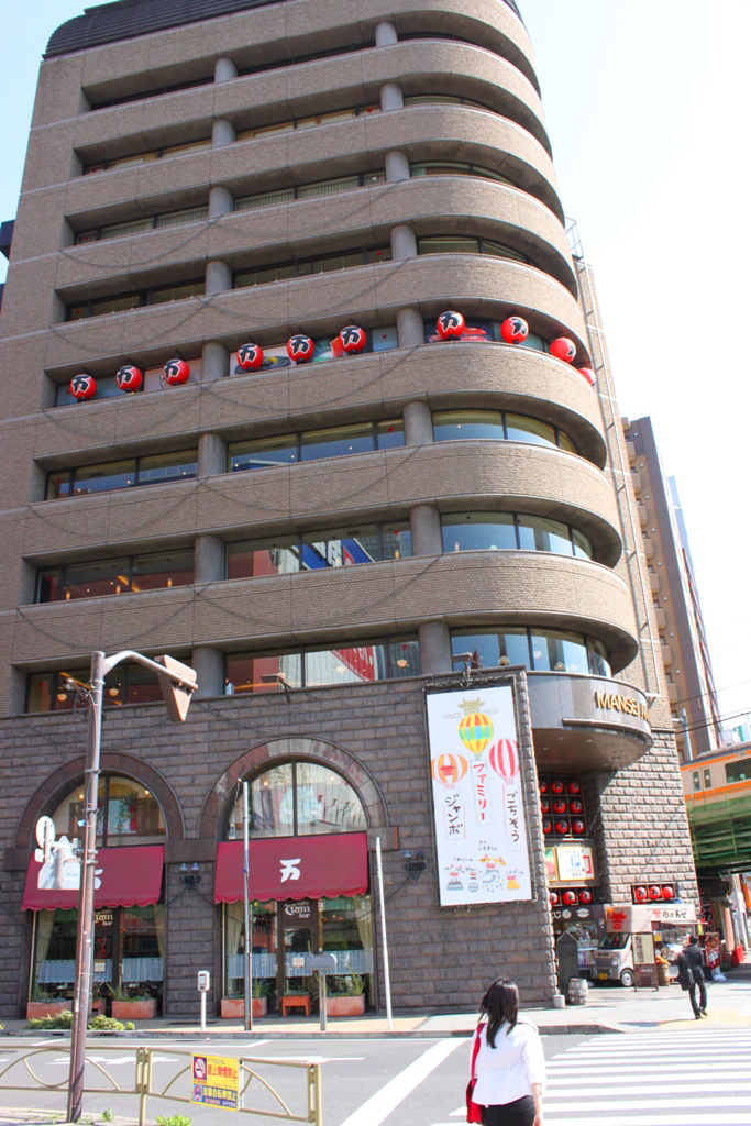 The art of the walk for gastronome in Kanda (57)