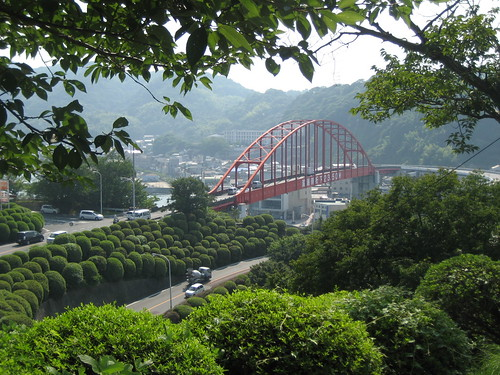 広島 呉 音戸大橋の画像 2
