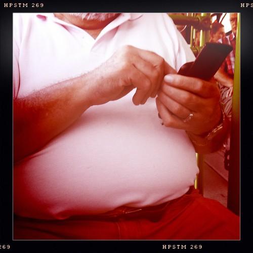 Oggi vanno molto i cellulari stondati.
