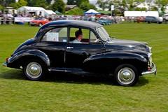 Big Wheels Car Show (Martin Pettitt) Tags: show summer classic car suffolk morris minor bigwheels 1000 2010 stonhambarns nikond90 afsdxvrzoomnikkor18105mmf3556ged