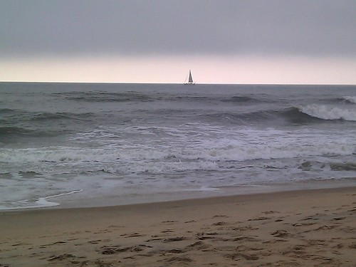ocean morning sunlight beach water fog clouds sailboat va commonwealth nottoobad ofvirginia littlebitghetto veryinterestingpopulation lessthanoptimalconditions