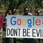 Net Neutrality protest at  Google HQ - GoogleRally 27 thumbnail