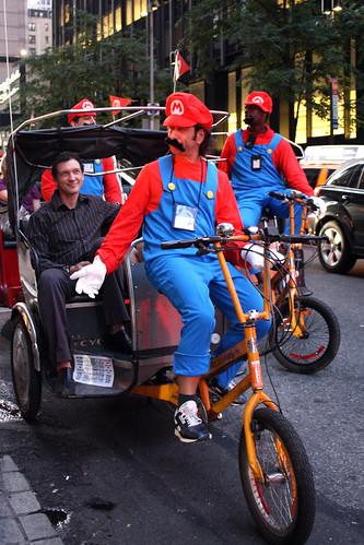 Mario Pedicab