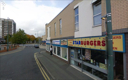 Erith shops.