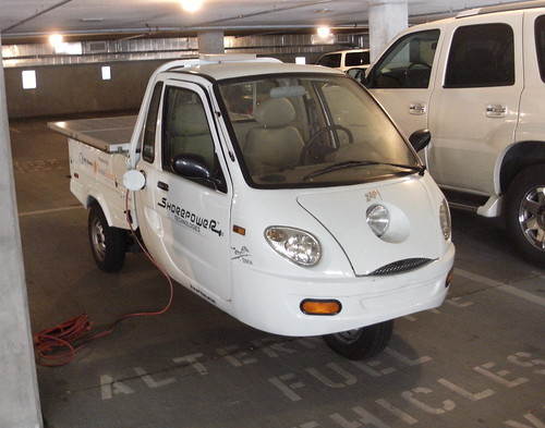 car electric oregon truck all power market saturday shore hillsboro zap shorepower