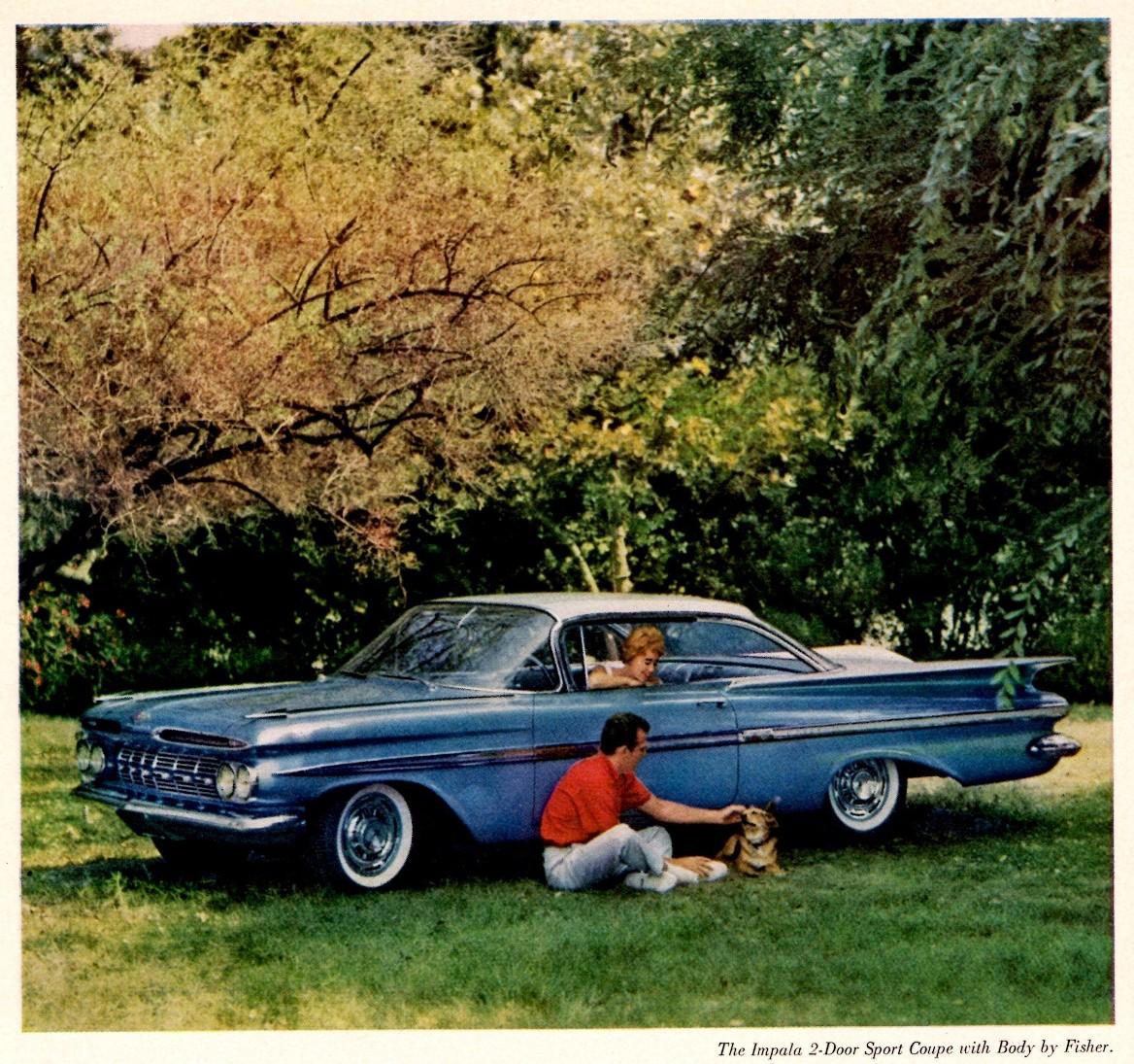 1959 Chevrolet Impala 2-Door