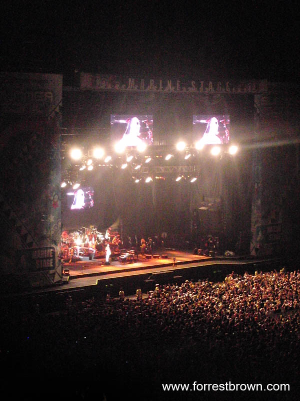 Stevie Wonder at the 2010 Summer Sonic Music Festival