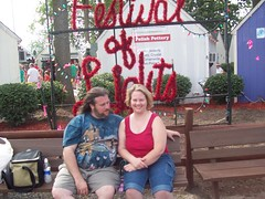 Erie County Fair: Couple photo, take 2
