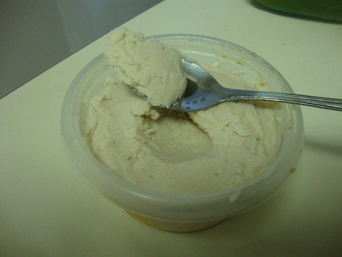 Raw Marshmallow Crème
