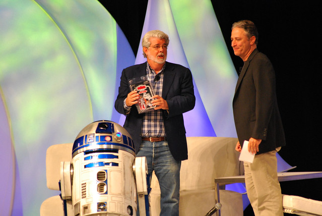 Thumb George Lucas reportedly creating new Star Wars sequel trilogy