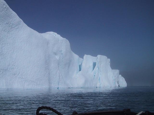 Another Greenland Iceberg