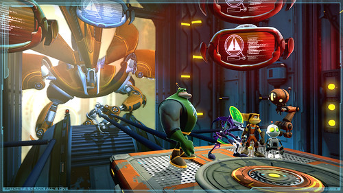 Ratchet and Clank: All 4 One [Gamescon 2010]