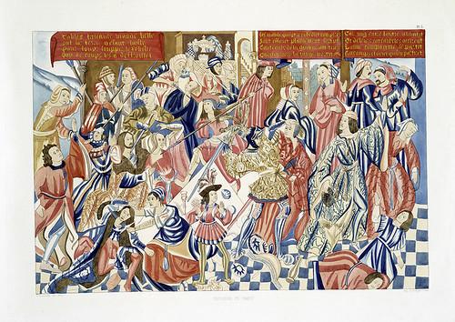 002-Tapiceria de Nancy-Les anciennes tapisseries historiées…1838- Achille Jubinal