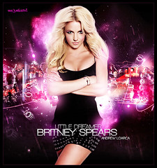 Little Dreamer [ Britney Spears - Andrew Loarca ] (Mr.JunkieXL) Tags: little spears secret andrew designs dreamer britney 2010 junkiexl loarca