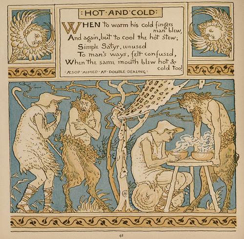 Satyrus et Viator