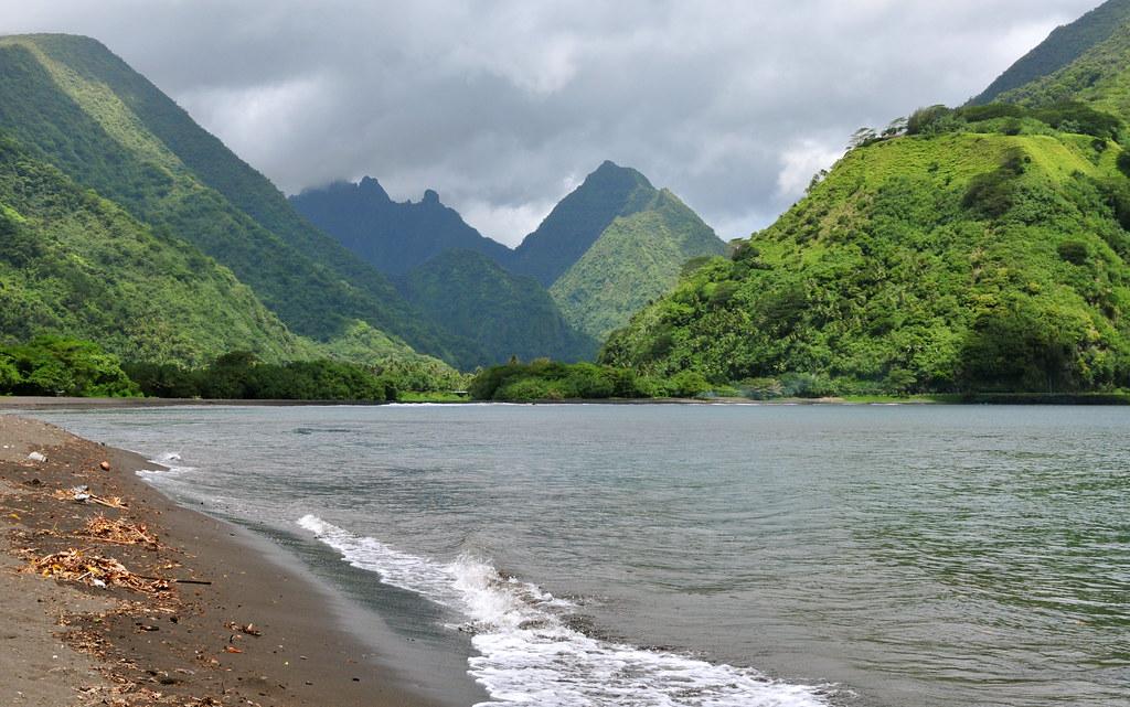 Tautira, Tahiti