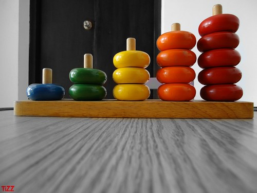 Montessori Numbers by Natashi Jay, on Flickr