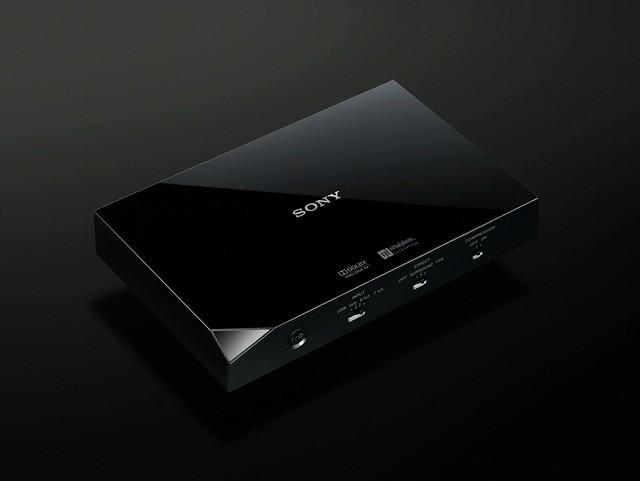 Sony Dolby Pro Logic IIx decoder
