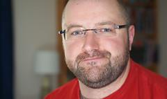 new portrait 7 (GQ Gallery) Tags: bear portrait beard glasses