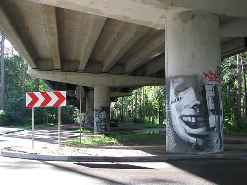 Streetart in Jurmala
