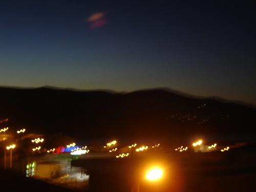A noite em V. N. de Cerveria