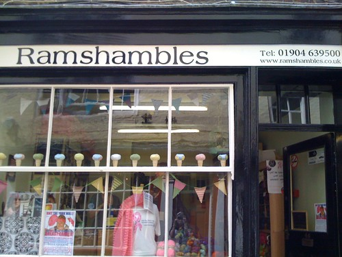ramshambles