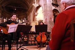 Ensemble Duomo: Roberto Porroni, Tatiana Patella (dmambret) Tags: chitarra violoncello chitarrista moggio festivaltralagoemonti robertoporroni tatianapatella ensembleduomo