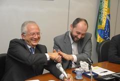 Brasília(DF)-AGU assina acordo com a França para facilitar troca de informações e experiências jurídicas (Advocacia-Geral da União) Tags: brasil frança agu assinatura assina