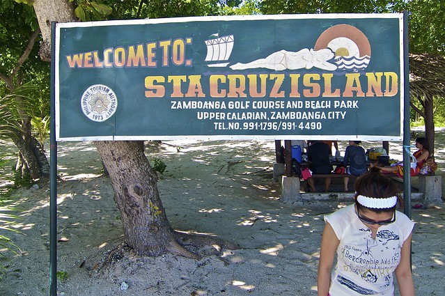 Sta Cruz Island Zamboanga
