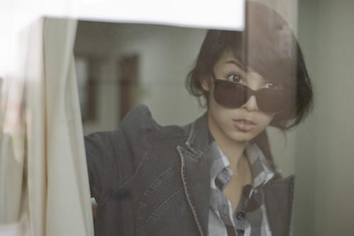 フリー写真素材, 人物, 女性, アジア女性, タイ人, サングラス,
