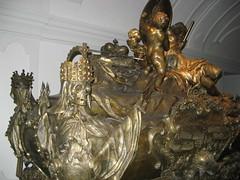 Sarkophag Kaiser Karl VI (wpt1967) Tags: vienna wien graveyard cemetary kaiser gruft kapuzinergruft habsburger wpt1967