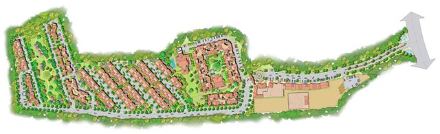 Tata La MontanaTalegaon Pune: Layout Plan of 20 Acre Township