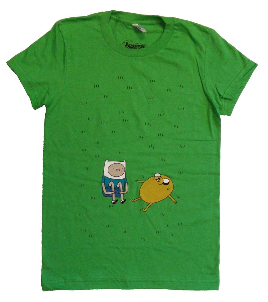 Adventure Time T-shirt, Juniors'