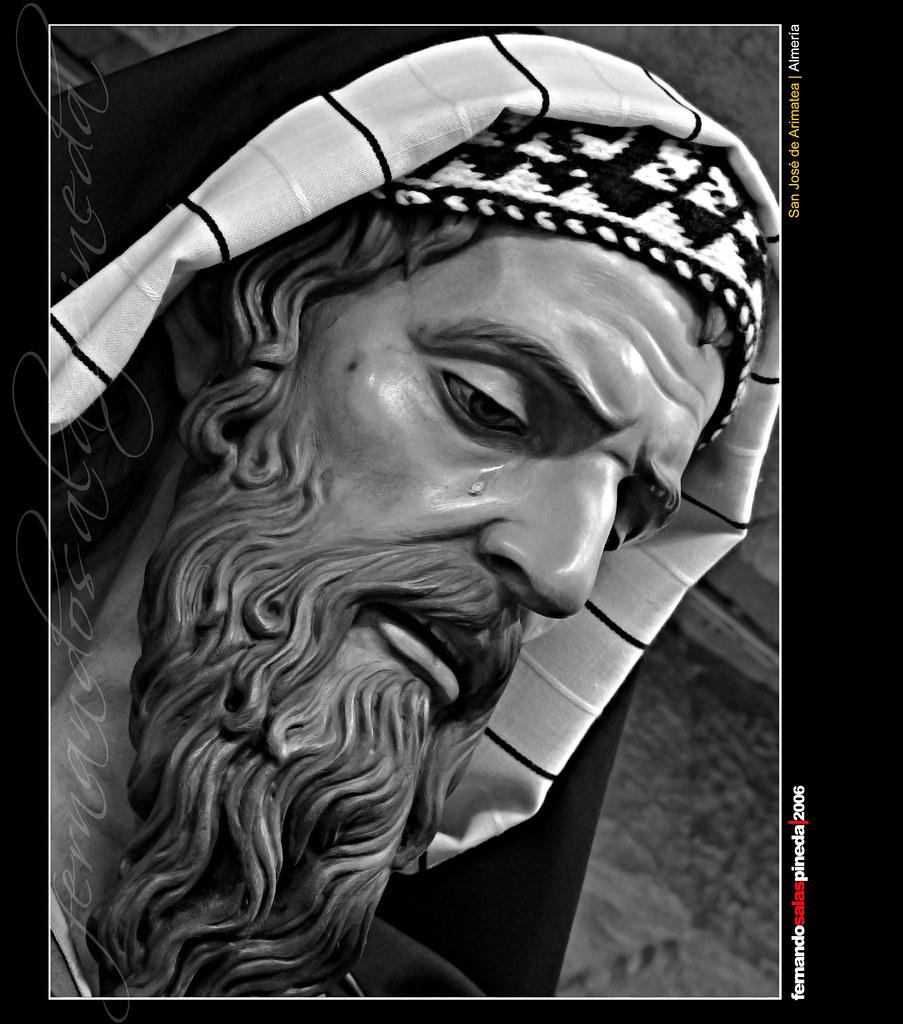31 de agosto, festividad de san José de Arimatea