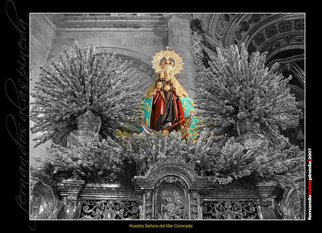 28 de agosto, festividad de Nuestra Señora del Mar
