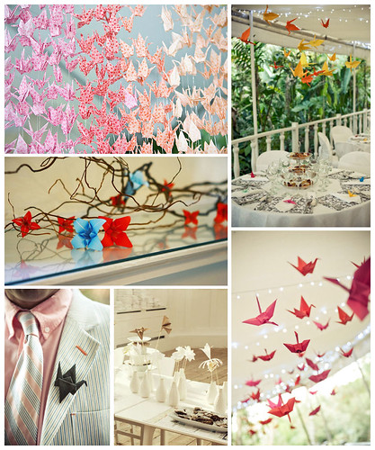 Origami for Weddings