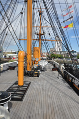 Portsmouth Historic Dock, The Warrior (Kensai65) Tags: navy naval warship hmsvictory hmswarrior sea by portsmouthhistoricdock portsmouthhistoric bythesea