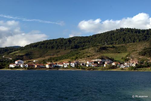 Eugui, Navarra by Rufino Lasaosa