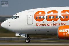 G-EZKE - 32426 - Easyjet - Boeing 737-73V - Luton - 100816 - Steven Gray - IMG_1483