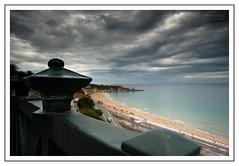 336 (Jos Maria Snchez G. @byjosemaria) Tags: sea mar nikon mediterraneo cielo tormenta balcon sigma1224mm tarragona barandilla meiker d700 josemariasg byjosemaria