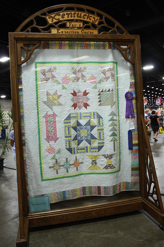 Blue Ribbon Quilt