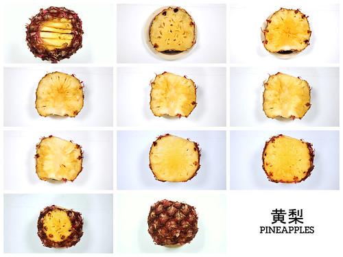 Pineapples : Studio Assignment