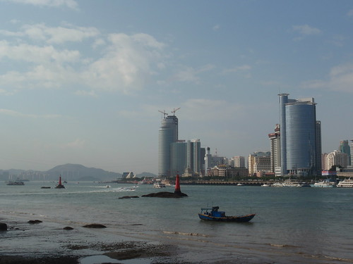 View of Xiamen.