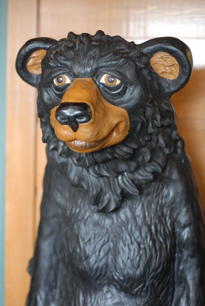 Stoned Bear.
