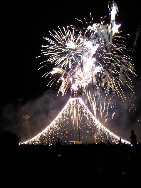 Fireworks @ Tamagawa