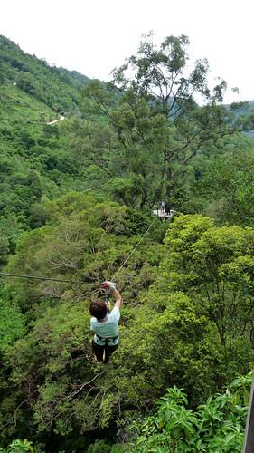 Koh Samui Canopy Adventures サムイ島キャノピーアドベンチャー7