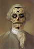 diadelosmuertoscalendar02 (_amandapanda_) Tags: art de los fine dia muertos modification