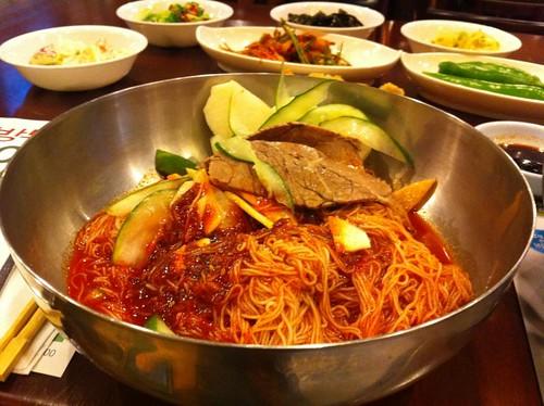 Naengmyeon - Suwanee