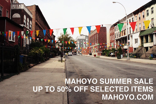 mahoyo summer sale 2010